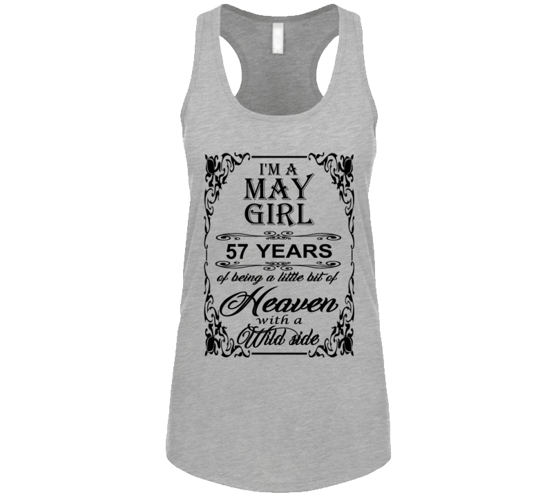 May Girl 57 Heaven and Wild Side Tanktop