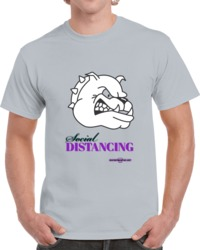 How Some People Feel About Social Distancing T Shirt