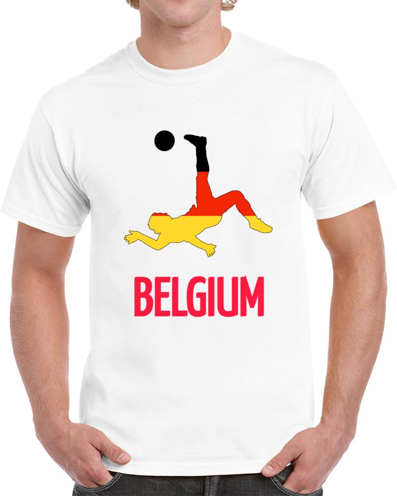 Belgium National Soccer Team T Shirt