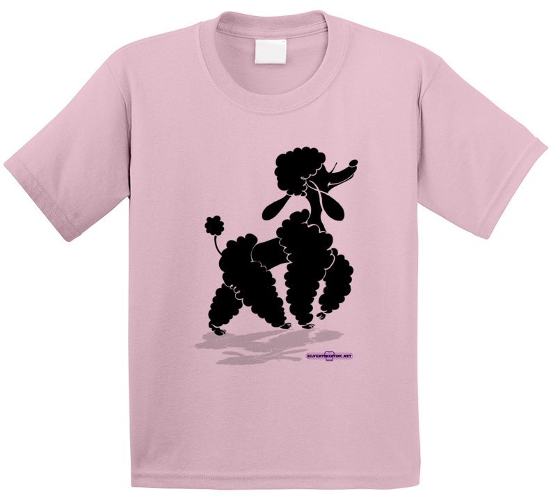 Queen Poodle Of All I Survey T Shirt