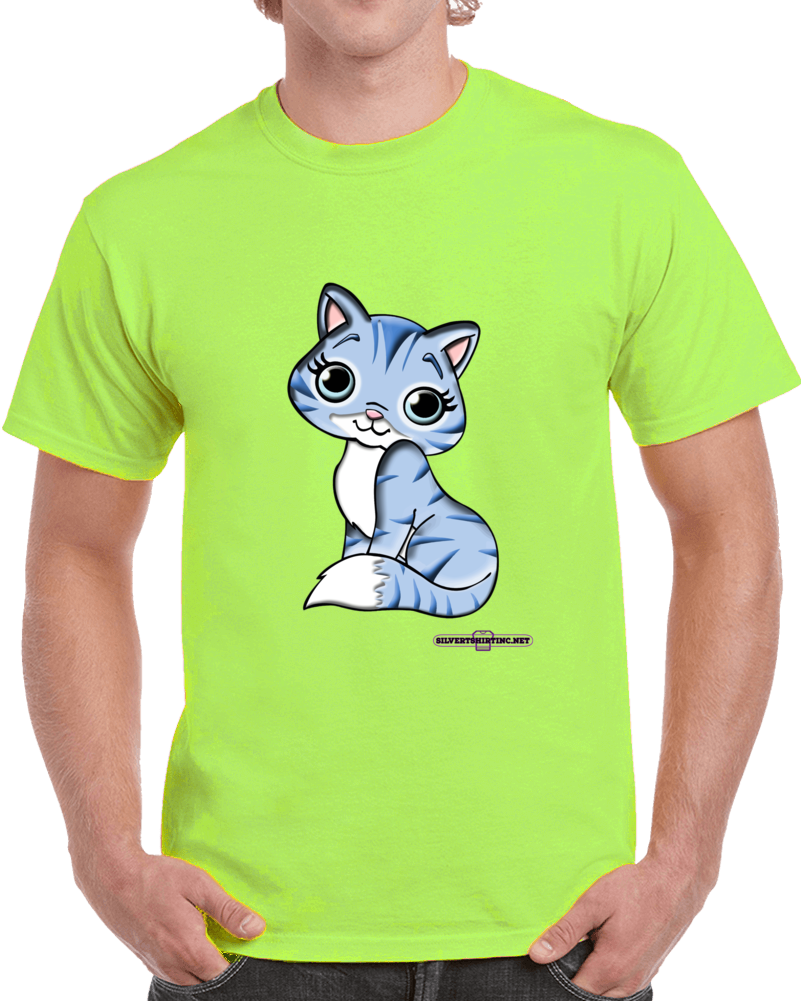 Adorable Cat To Absolutely Melt Your Heart T Shirt