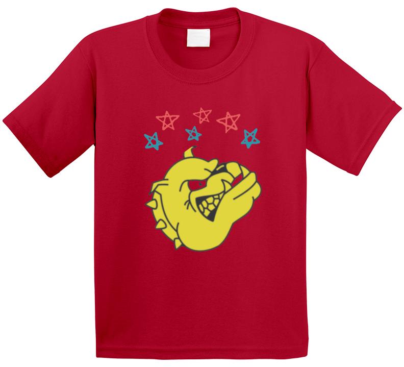 Angry Dog Seeing Stars T Shirt