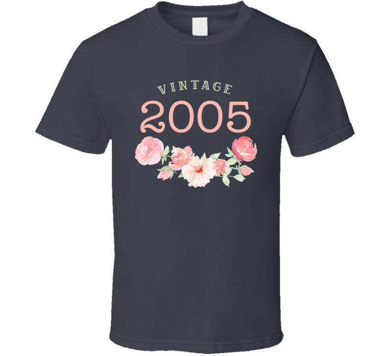 Vintage Human 2005 Edition T Shirt