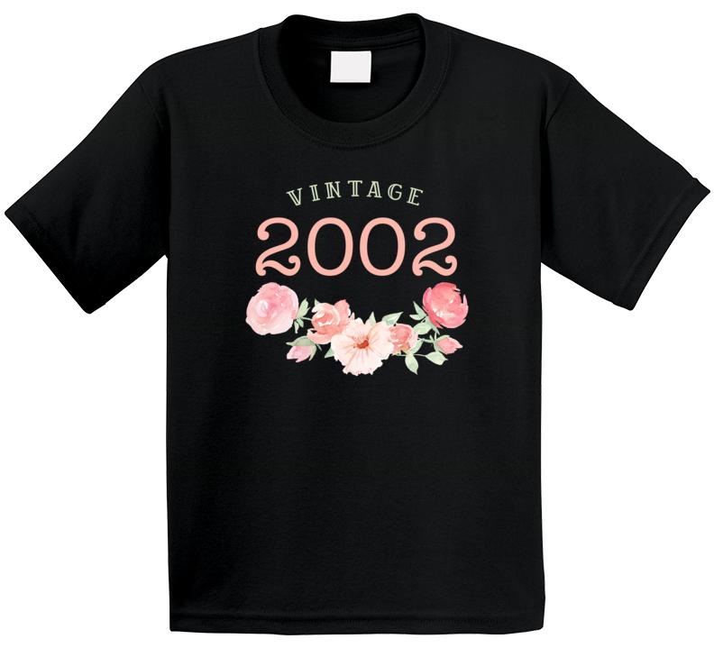 Vintage Human 2002 Edition T Shirt