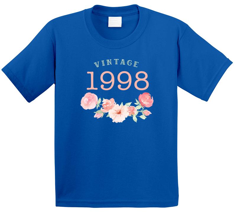Vintage Human 1998 Edition T Shirt