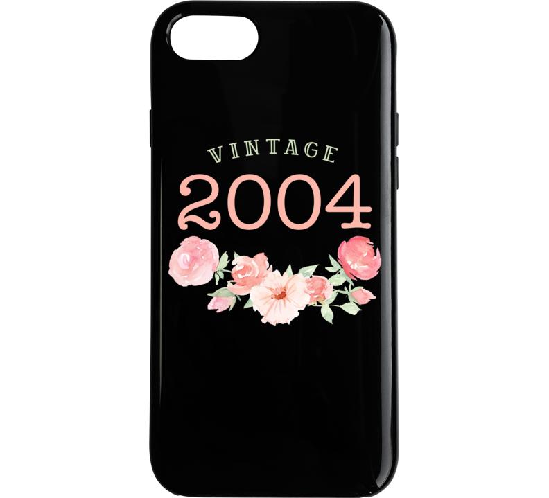 Vintage Human 2004 Edition Phone Case