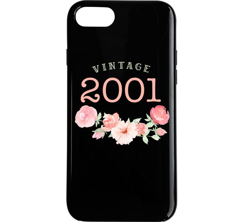 Vintage Human 2001 Edition Iphone Case Phone Case
