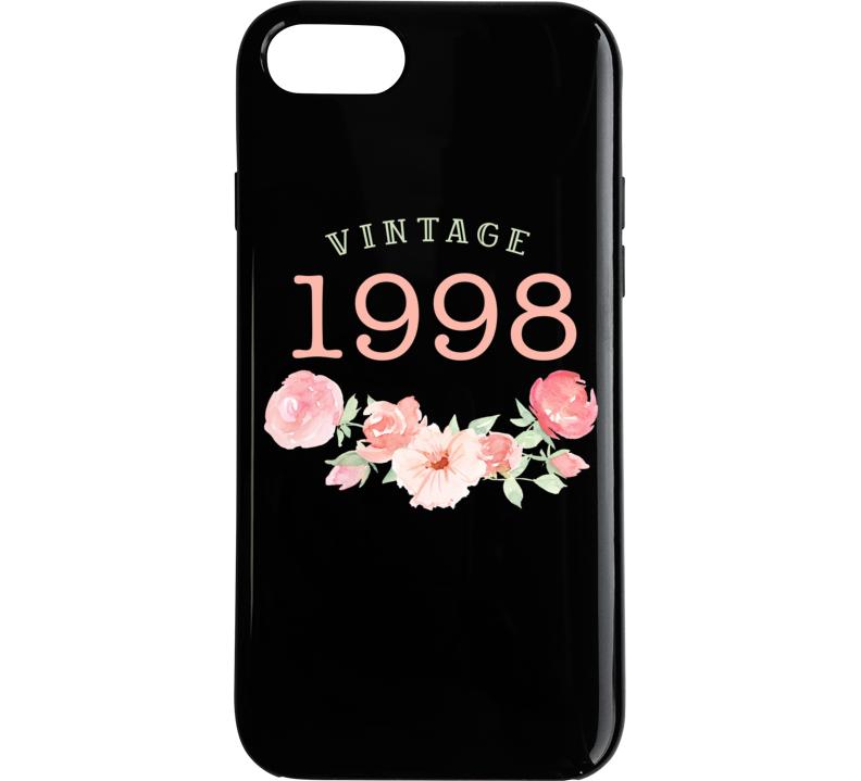 Vintage Human 1998 Edition Iphone Case Phone Case