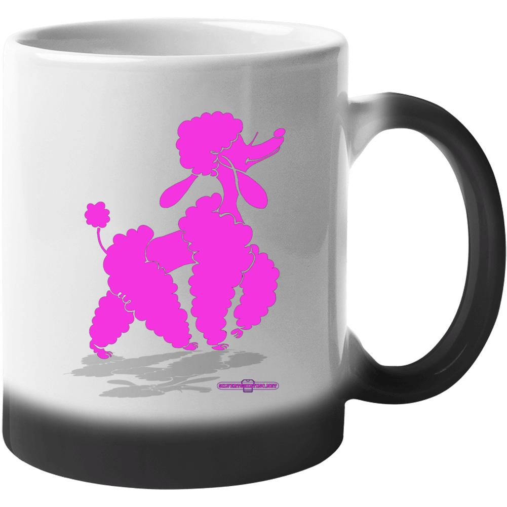 Glam Poodle Slay Day Mug