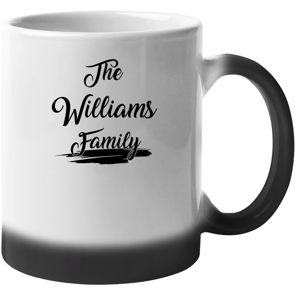The Williams Family Mug
