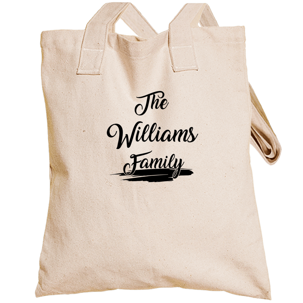 The Williams Family Totebag