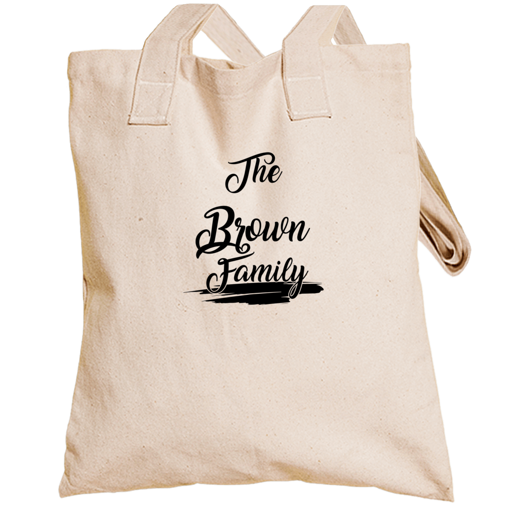 The Brown Family Totebag