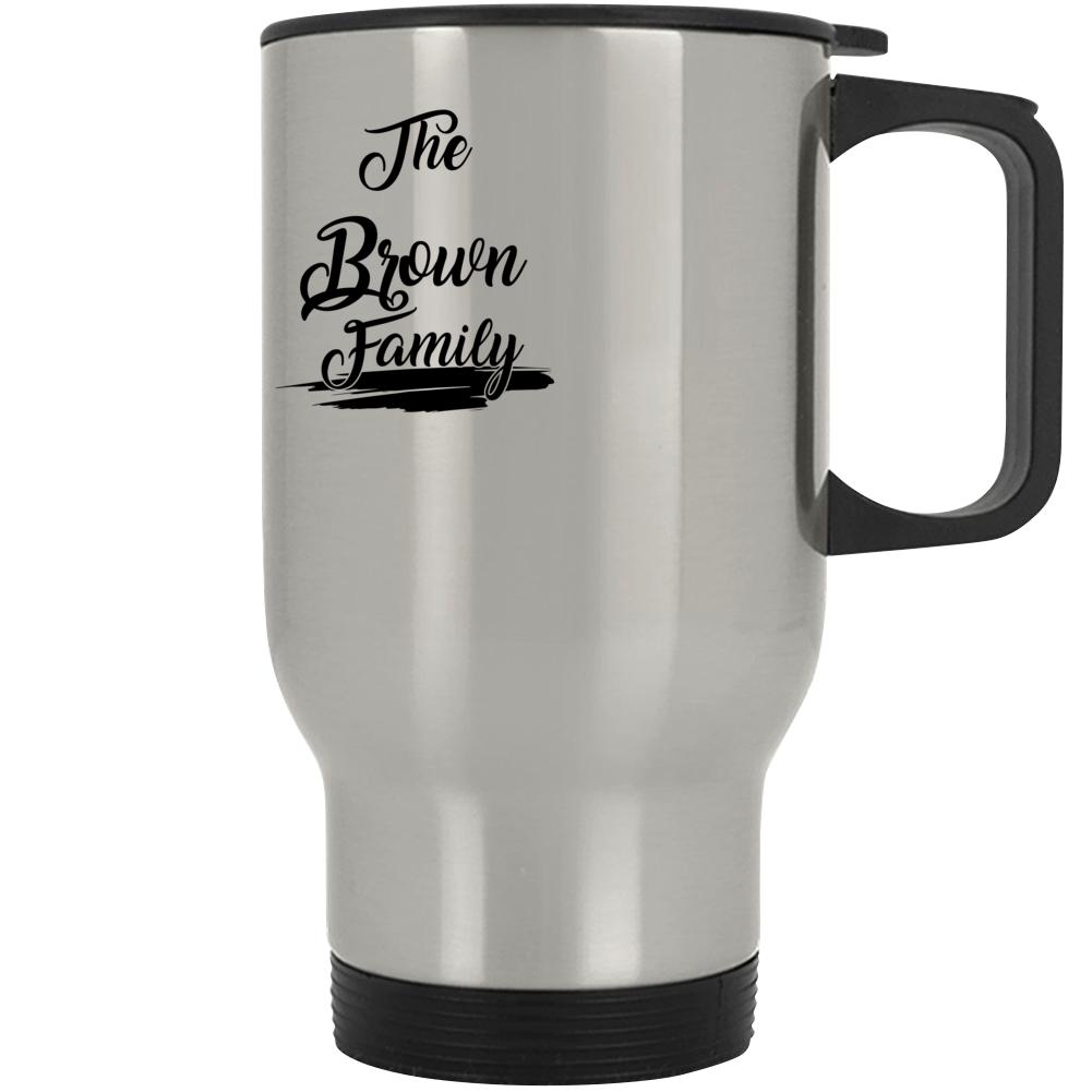 The Brown Family Mug