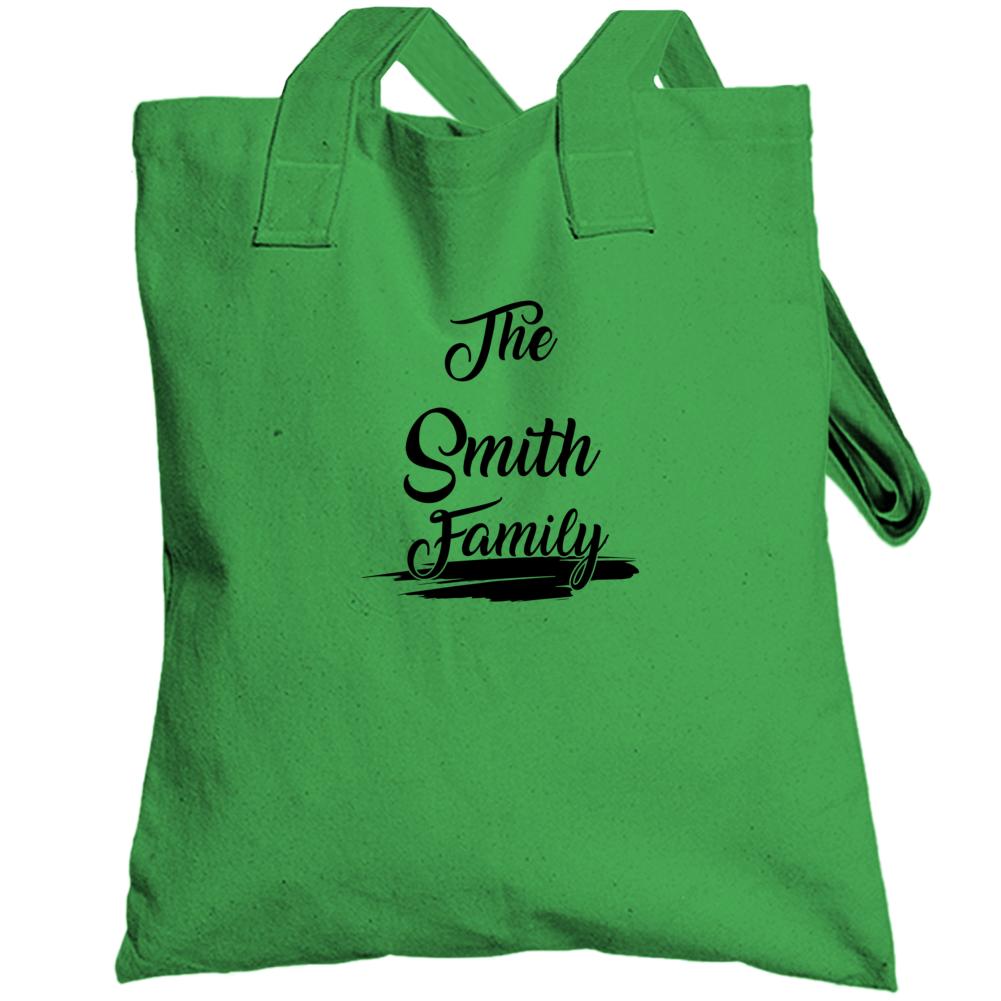 The Smith Family Totebag