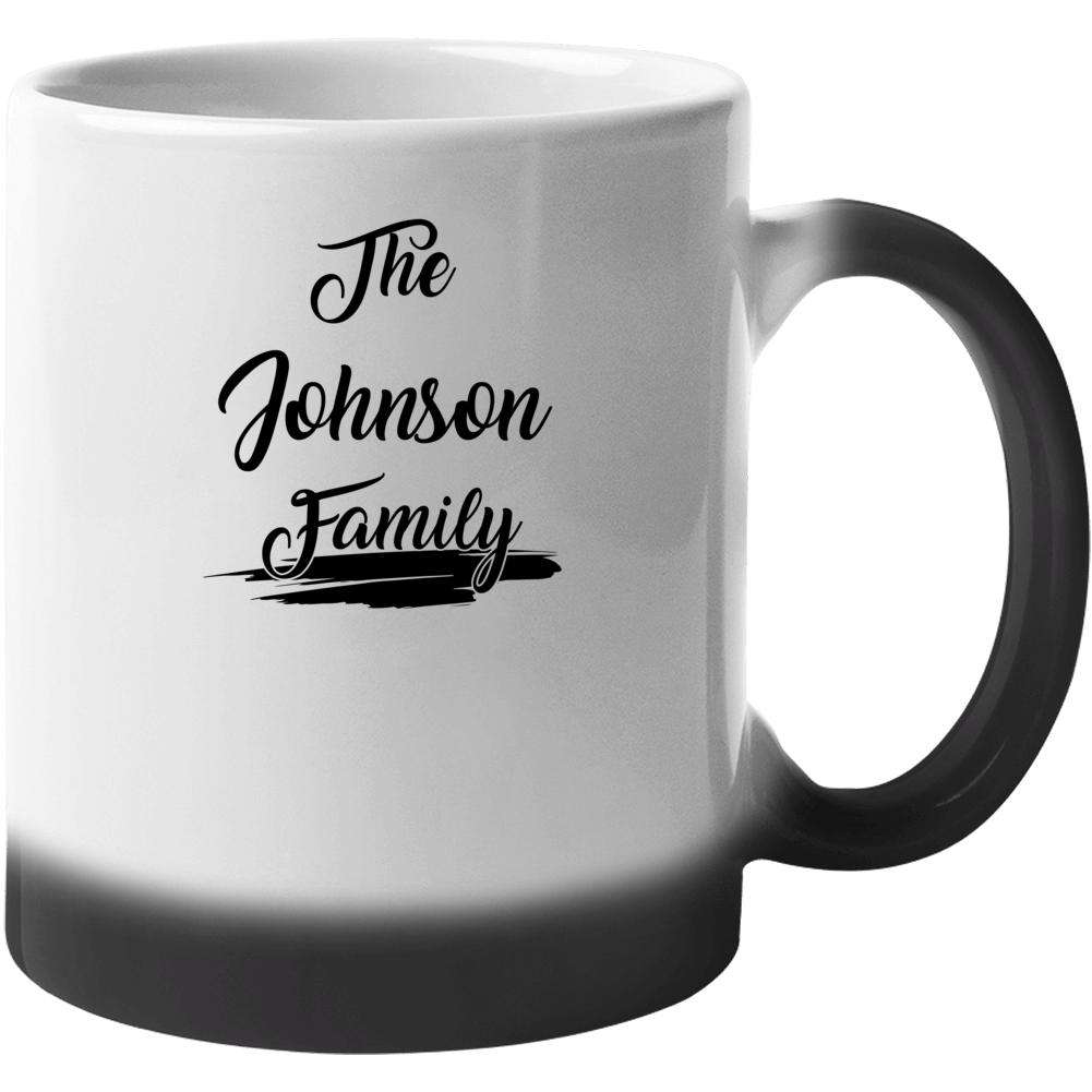 The Johnson Family Mug