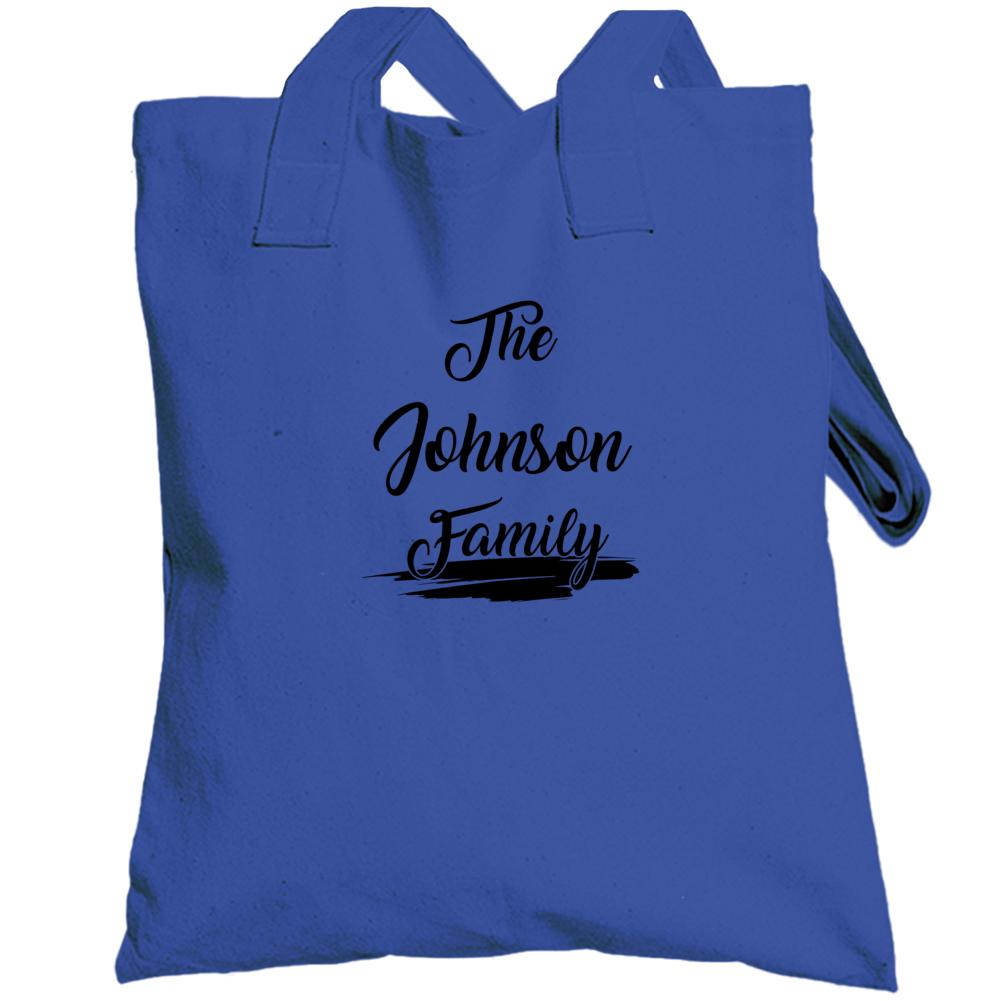 The Johnson Family Totebag