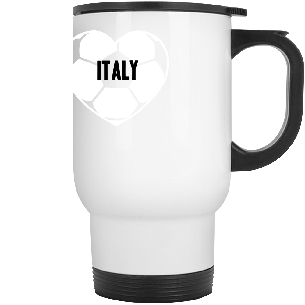 I Love Italy National Soccer Team Mug