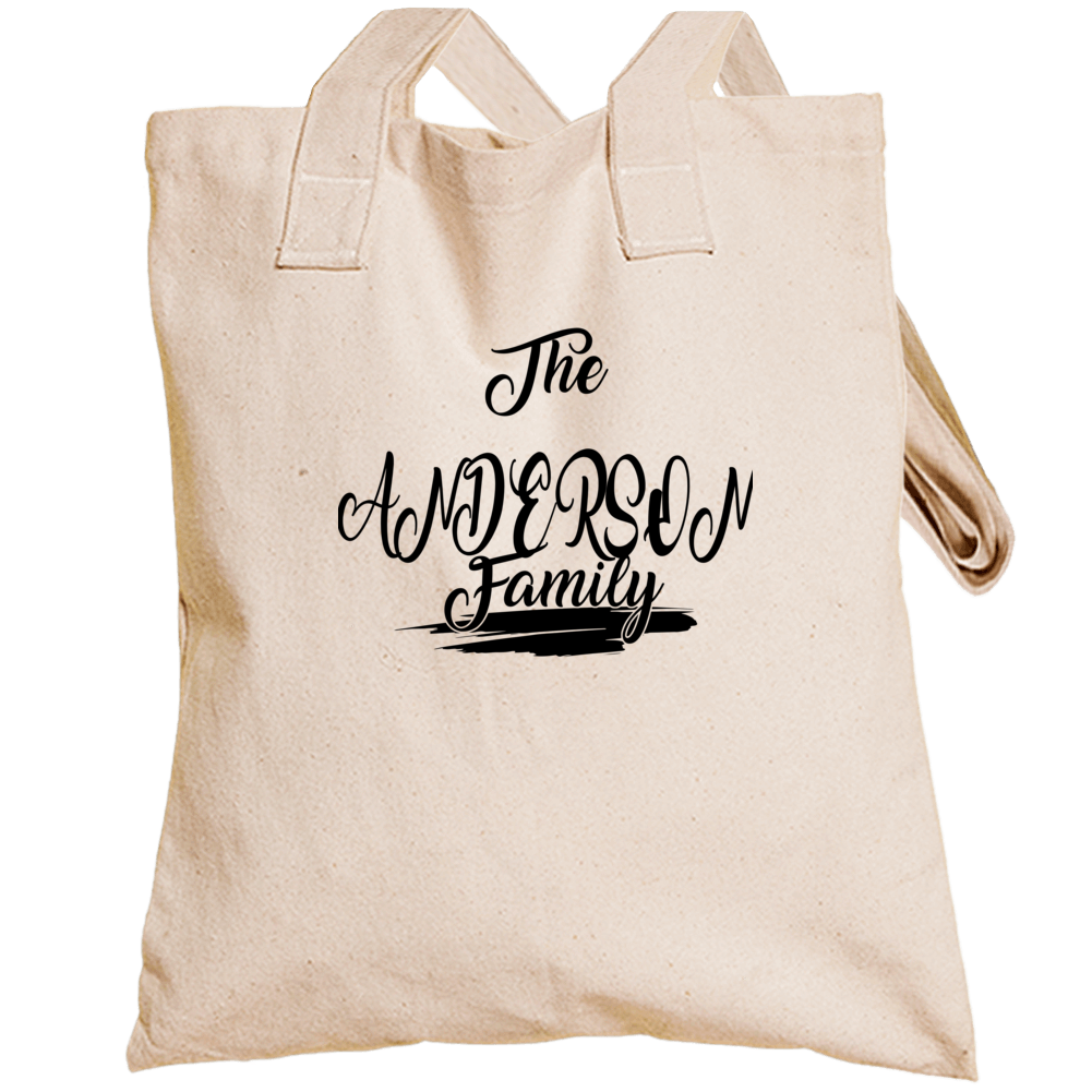 The Anderson Family Totebag