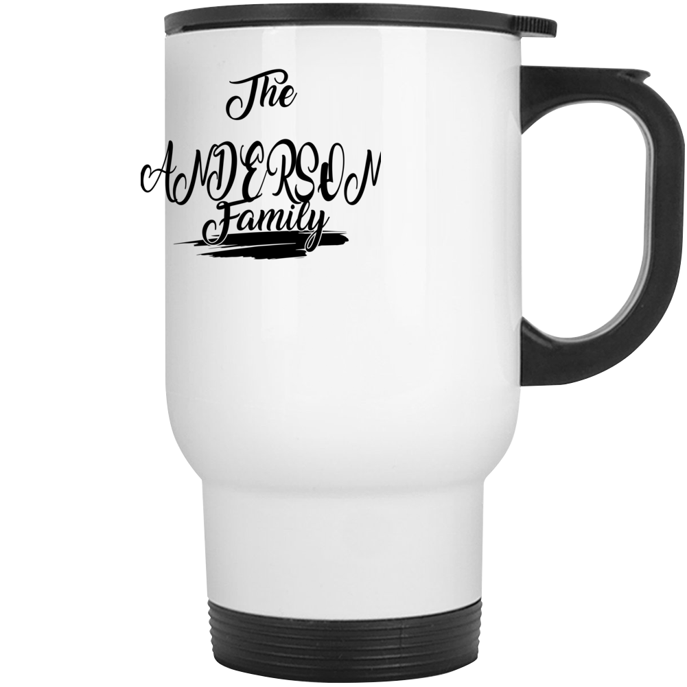 The Anderson Family Mug