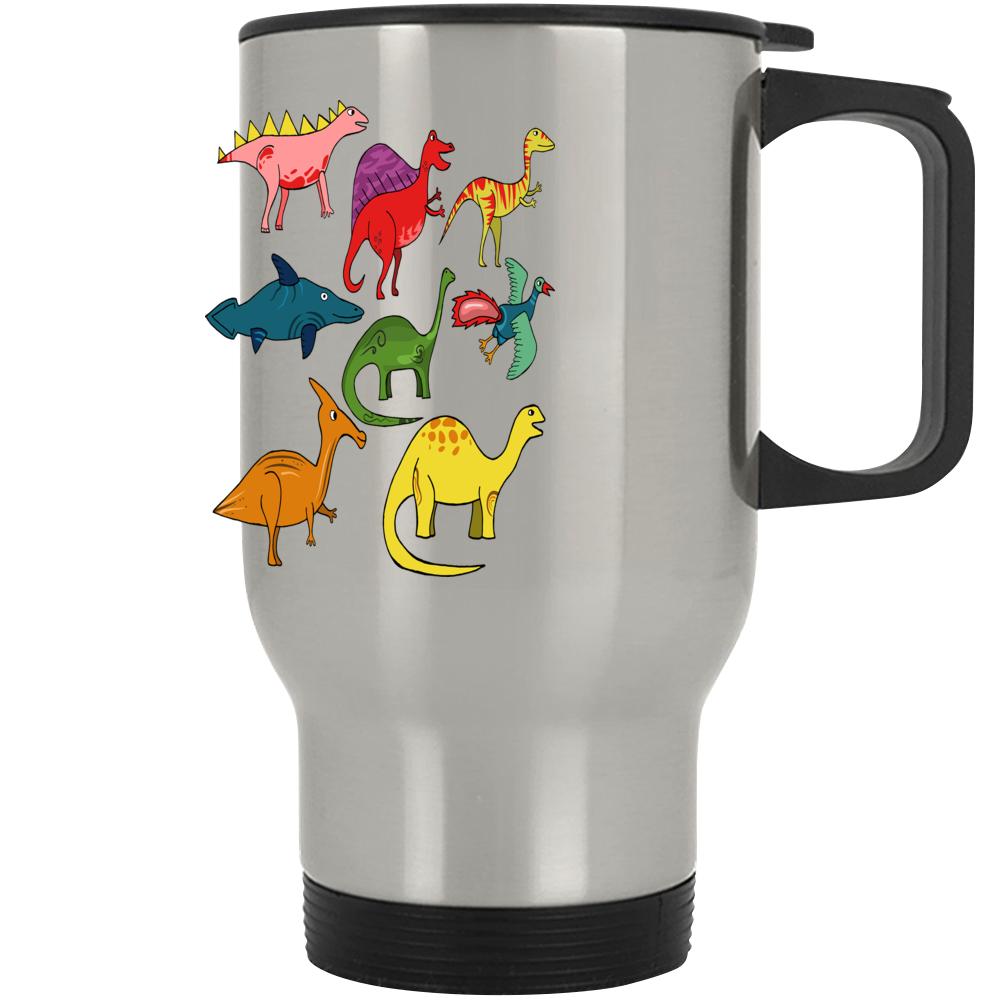 Name These Dinosaurs Mug
