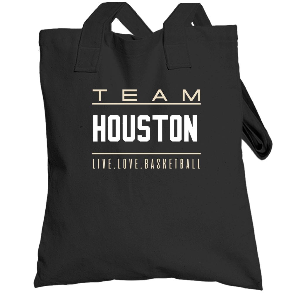 Team Houston Totebag
