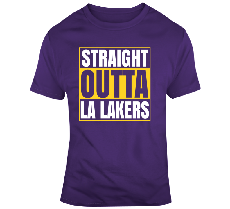 Straight Outta La T Shirt