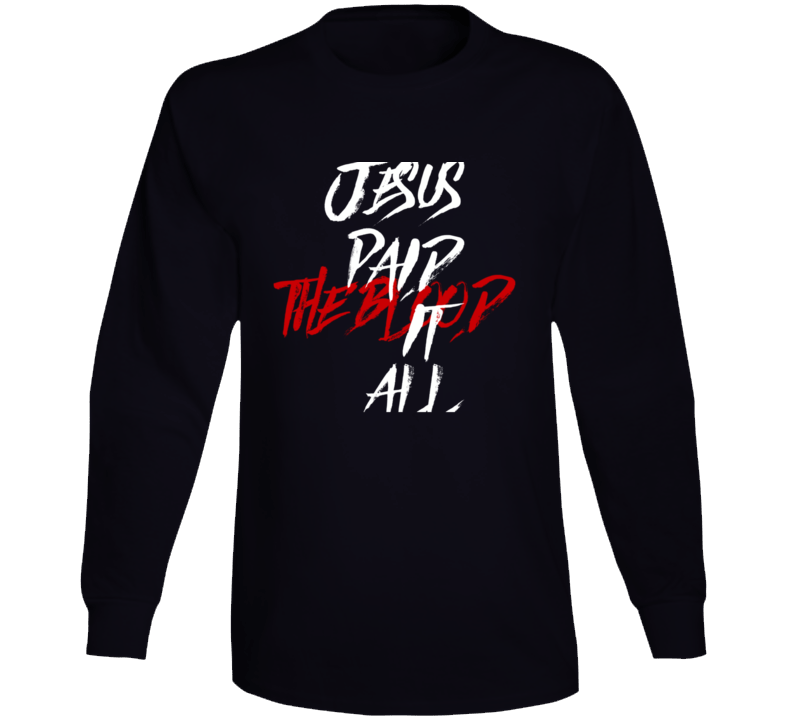 The Blood Long Sleeve