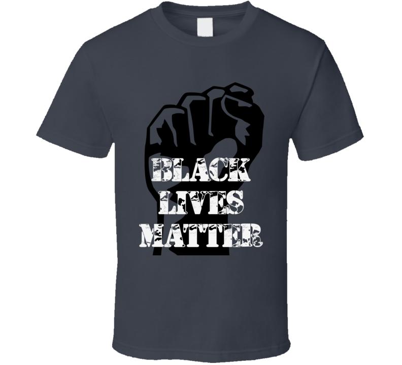 Fist Blm T Shirt