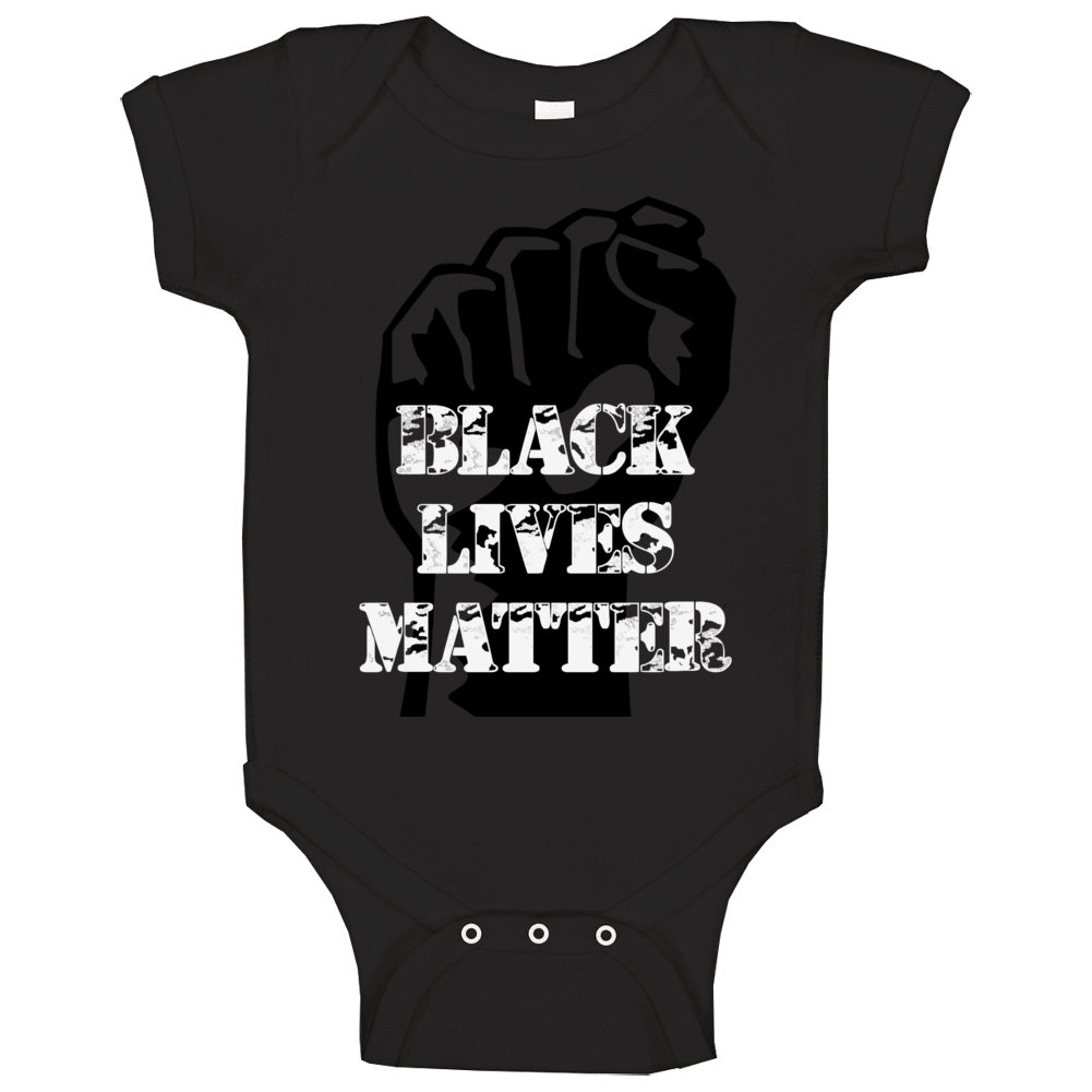 Blm Baby One Piece
