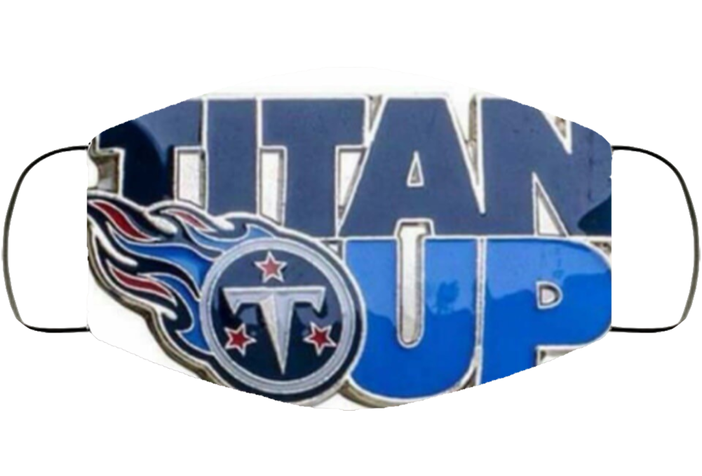 Titan Up Face Mask Cover
