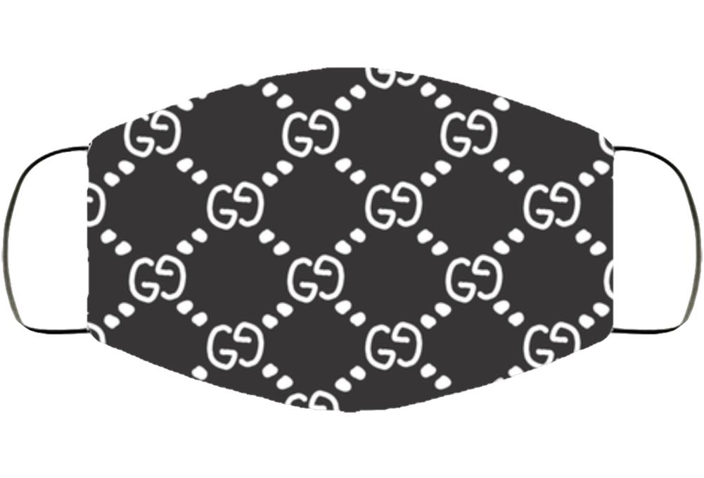 G Design Print Face Mask Cover