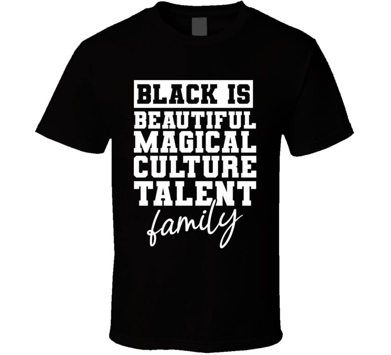 Black Is T Shirt