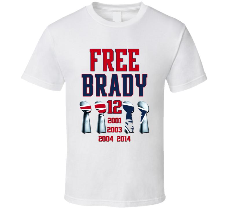 FREE BRADY T Shirt