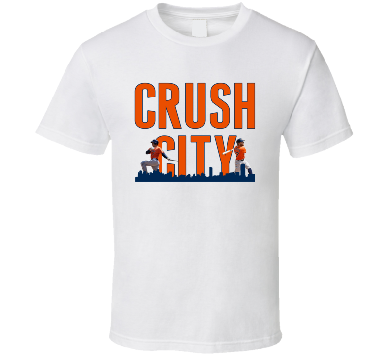 Crush City T Shirt
