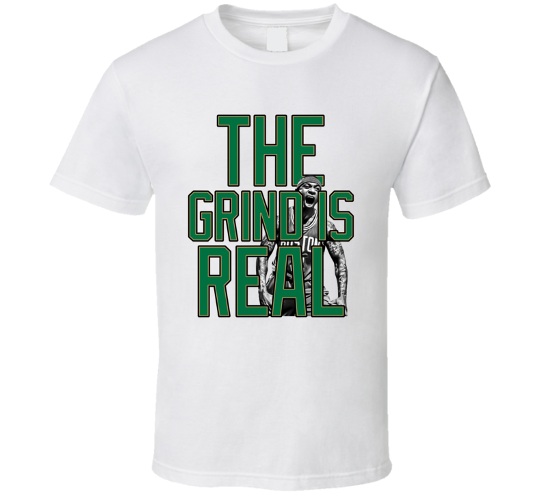 The Grind is Real T Shirt