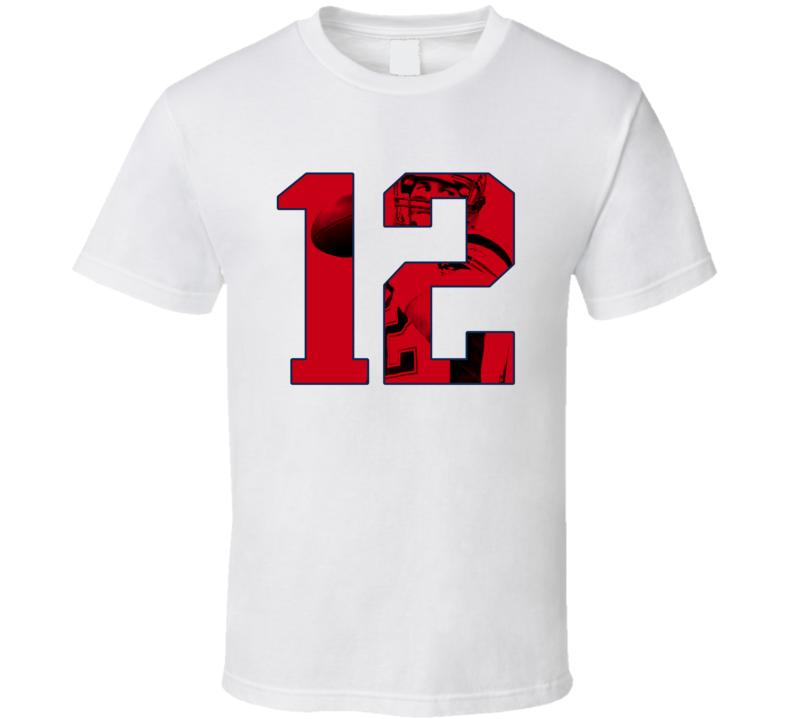 TB12 T Shirt