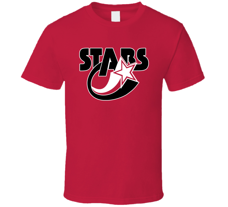 Stars Logo Red T Shirt