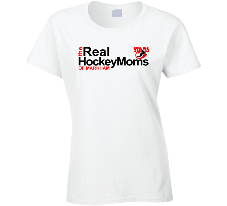 The Real Hockeymoms Of Markham Housewives Parody T Shirt