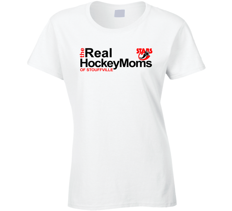 The Real Hockeymoms Of Stouffville Housewives Parody T Shirt