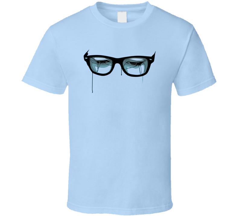 Four Eyes Glasses T Shirt