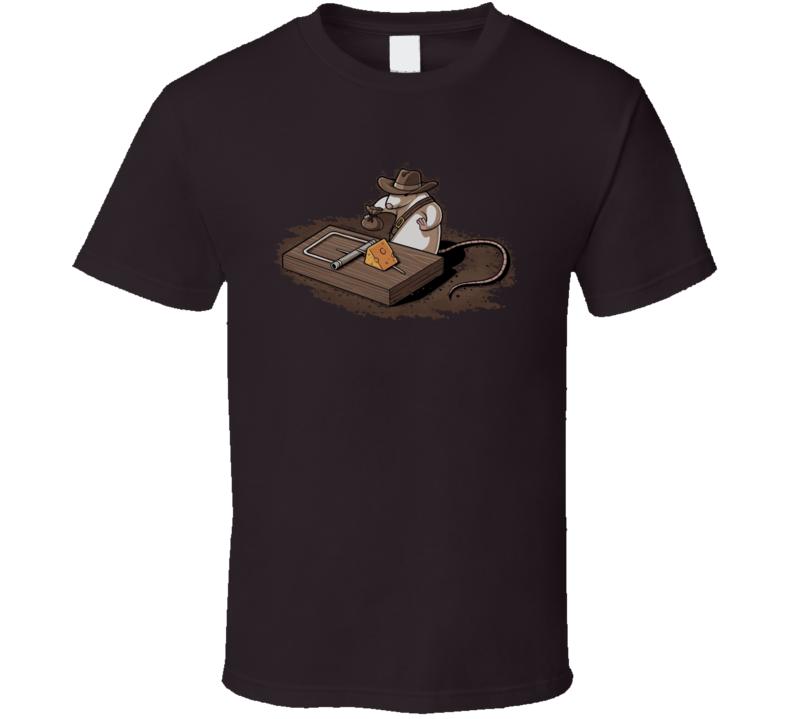 Indiana Jones Indiana Mouse Funny T Shirt