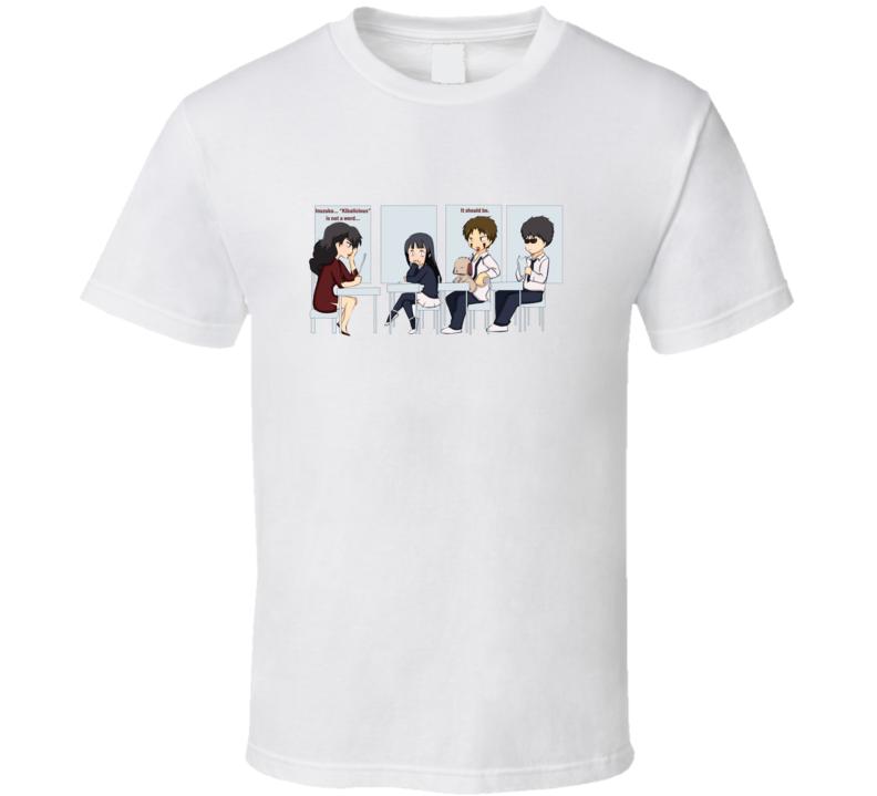 Inuzuka Funny Anime T Shirt