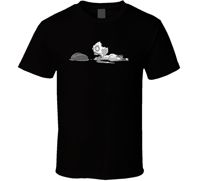 Zombie Brains T Shirt