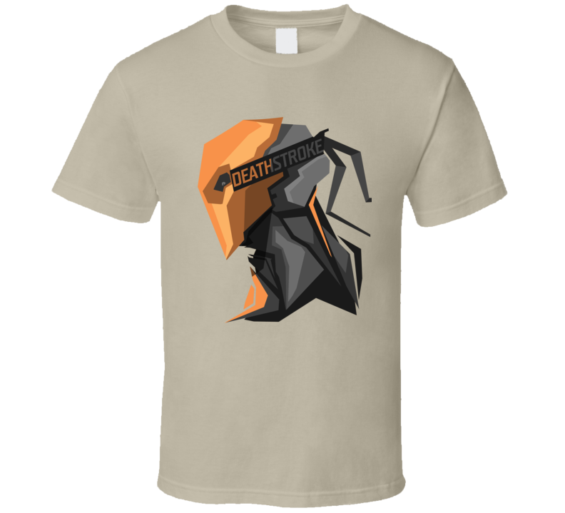 DeathStroke DC Comic Book T Shirt