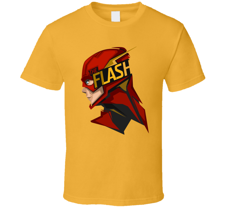 The Flash DC Comic Book T Shirt
