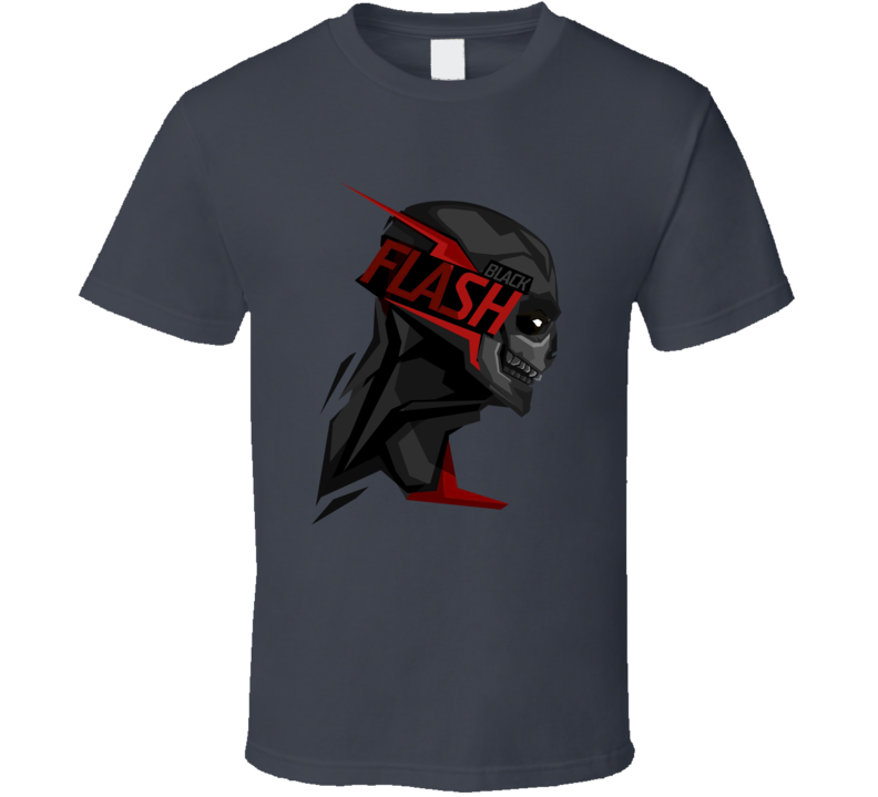 Black Flash The Flash DC Comic Book T Shirt
