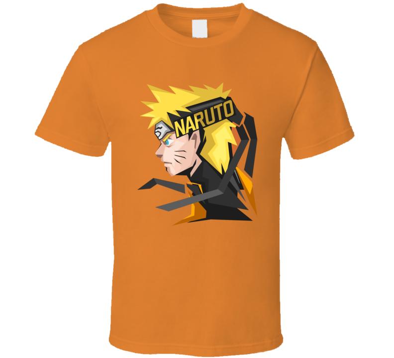 Naruto Manga Series T Shirt