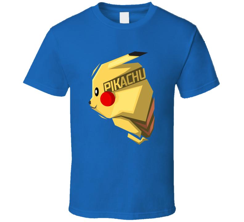 Pikachu Video Game T Shirt