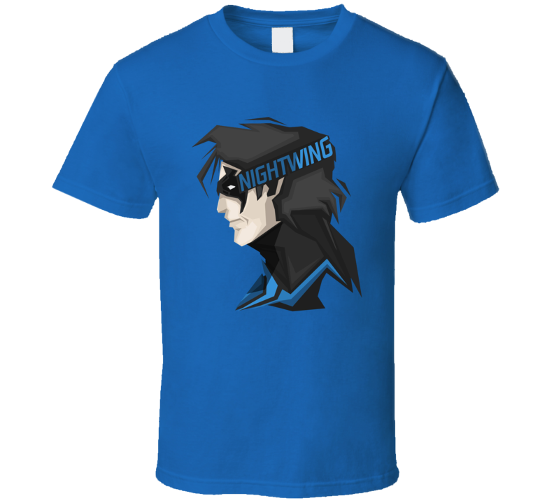 Nightwing DC Comic Book T Shirt