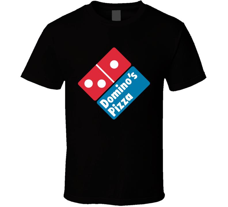 Domino's Pizza Logo Food T Shirt